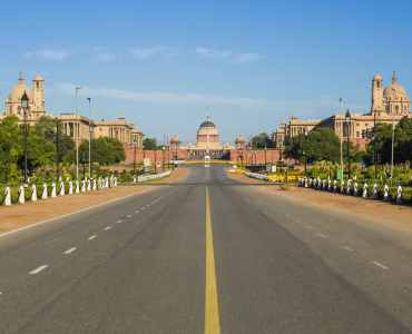 Rajpath, New Delhi, India