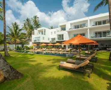 KK Beach Club near Galle, Sri Lanka, Millis Potter