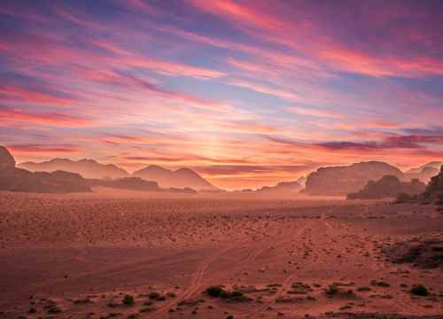 Wadi Rum in Jordan - Luxury Tours and Holidays to Jordan with Millis Potter
