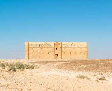 Jordan's Desert Castles