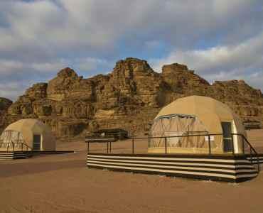 Sun City Wadi Rum