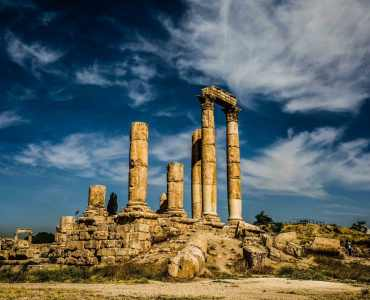 Walking Tour of Amman