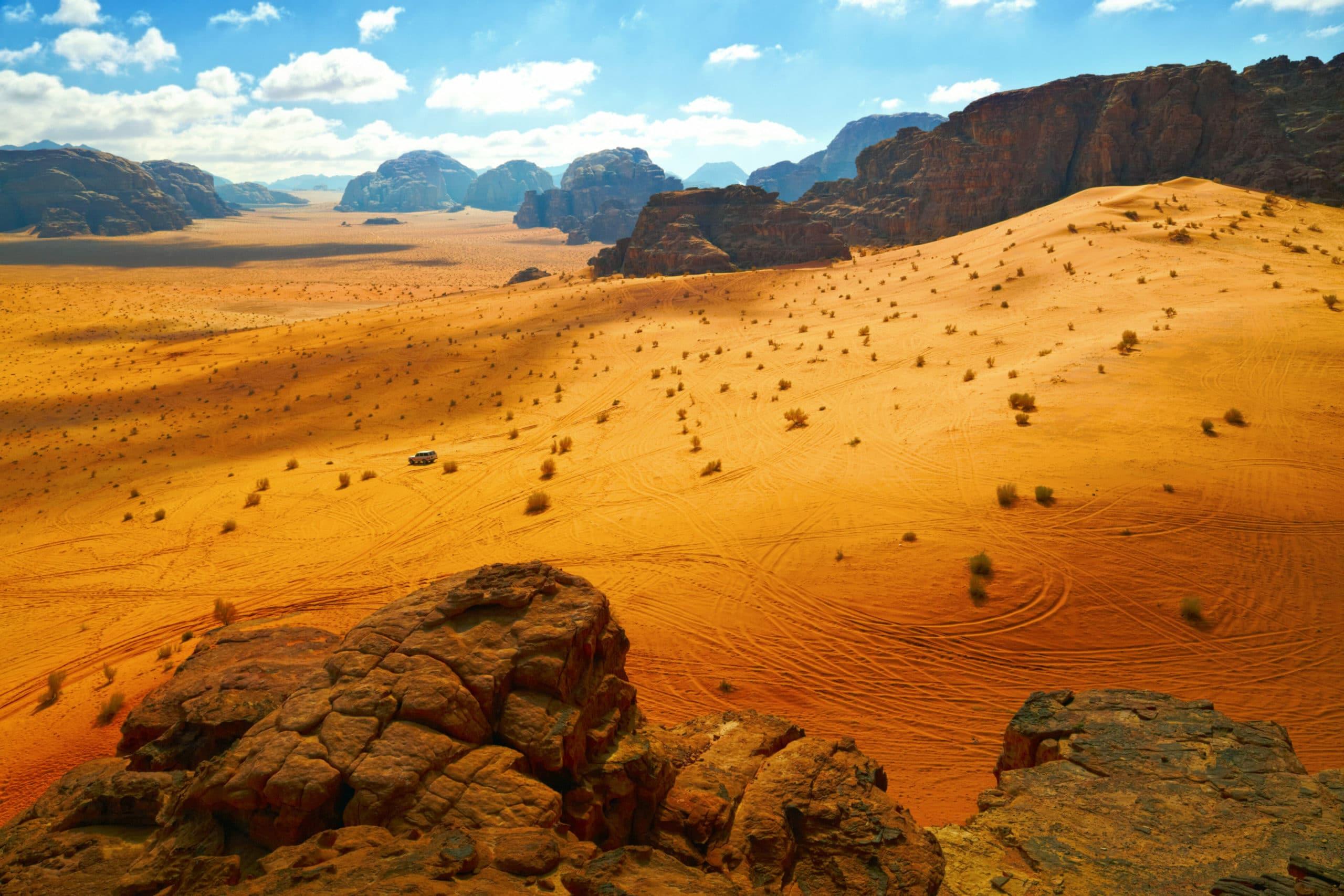 Classic Jordan Tour - Wadi Rum