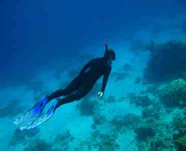 Snorkelling in Aqaba