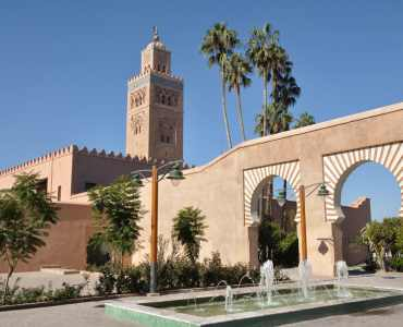 Koutoubia Mosque - Cultural & Historical Tour of Marrakech with Millis Potter