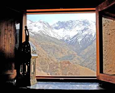 Azzaden Trekking Lodge - View
