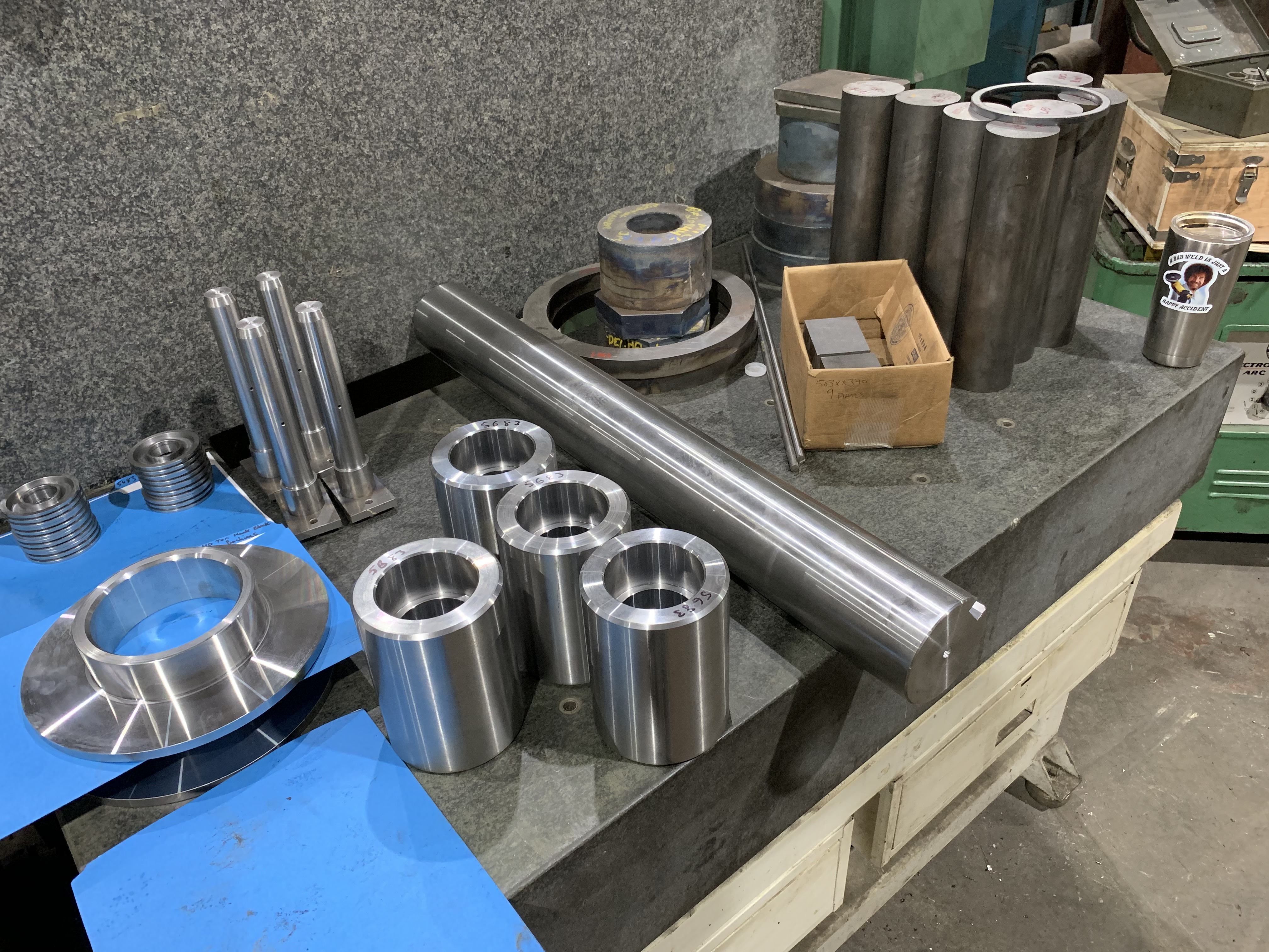Machining – Mill Mechanical