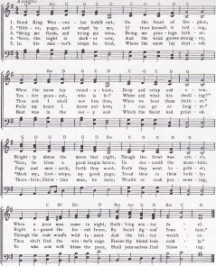 Lyrics to Good King Wenceslas