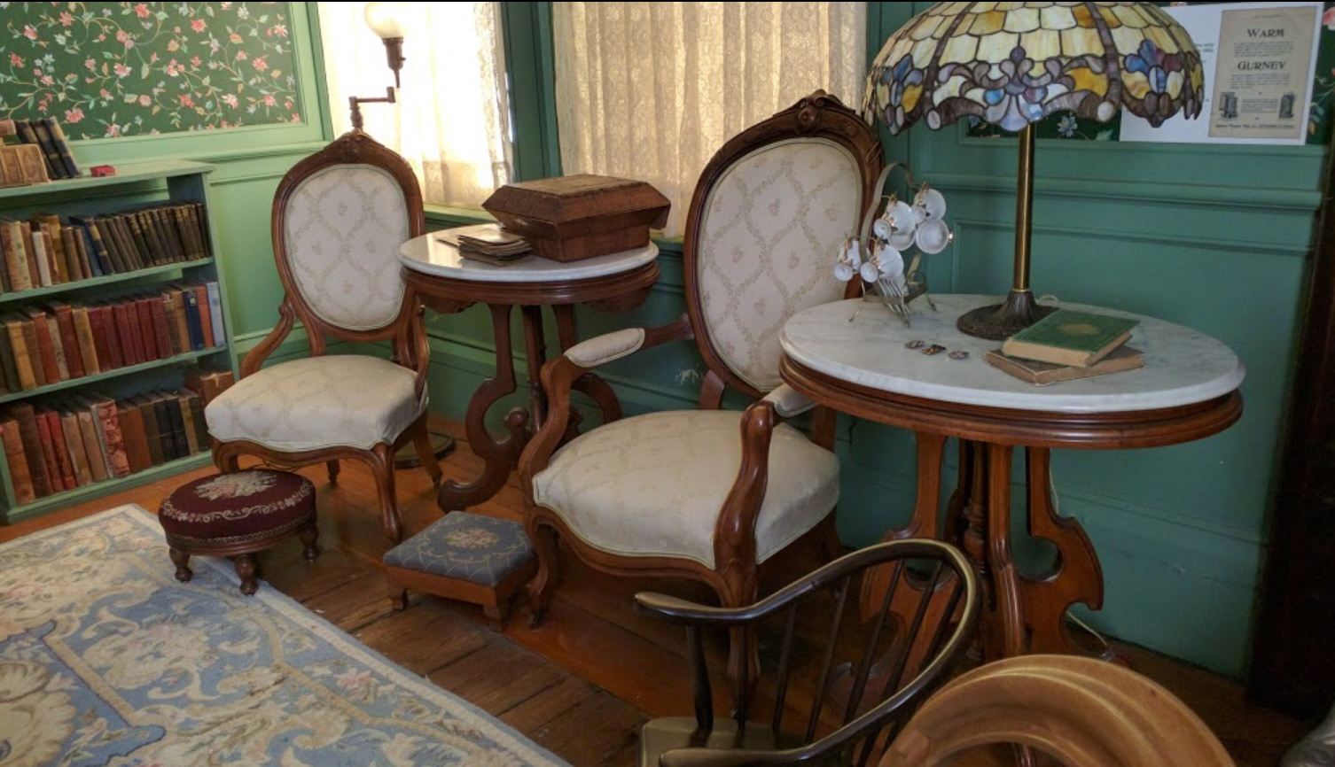Manager's Parlor
