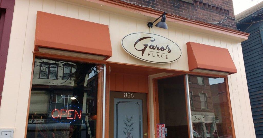 Garo's (Spanish) - 856 Main St.