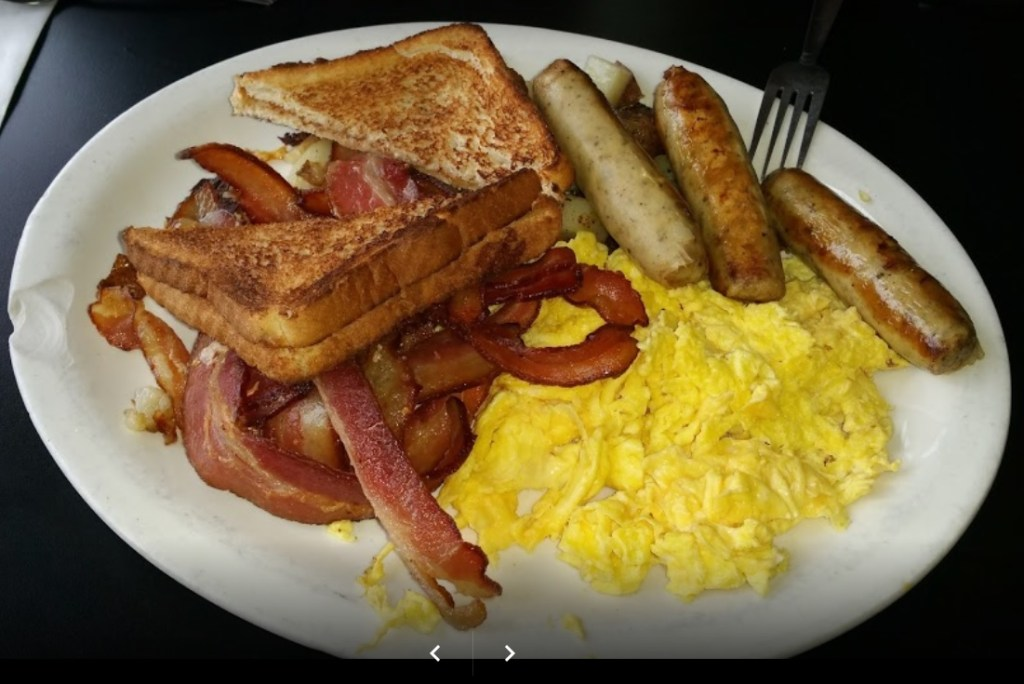 Thread City Diner (Breakfast) - 931 Main St.