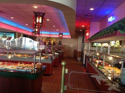 Royal Buffet (Asian) - 1228 Main St.