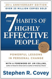 best business books - the 7 habits of highly effective people