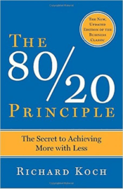 best business books - the 80/20 principle