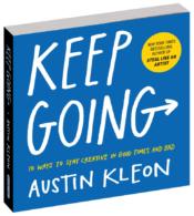 best business books - keep going