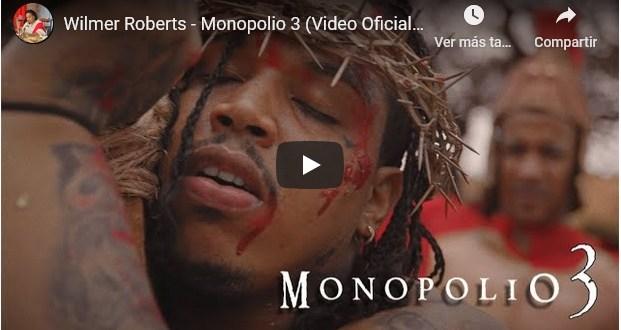 Wilmer Roberts – Monopolio 3 (Video Oficial) [ Respuesta de Dios ] tienes que ver este video!