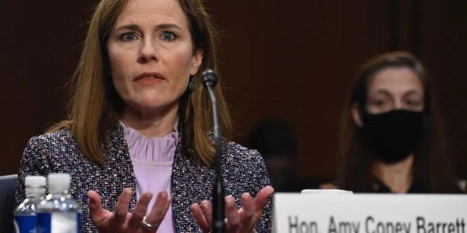 Barrett es confirmada por Senado como nueva jueza de la Corte Suprema