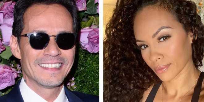 Se rumora que Marc Anthony y Evelyn Lozada tienen un romance y aquí las razones