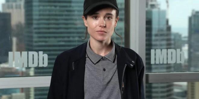 Elliot Page pide el divorcio a su esposa Emma Portner