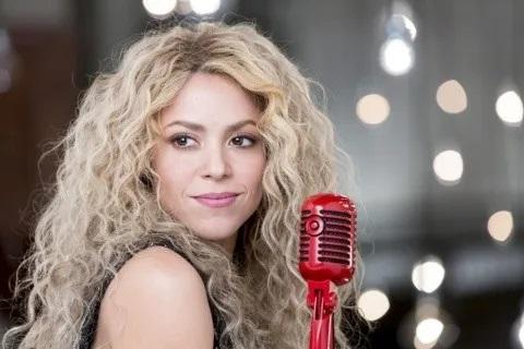 Shakira hace un llamado para detener la desforestación