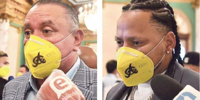 Fermín hace galas del gran trabuco irá a México