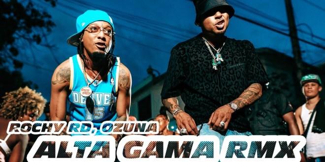 Rochy RD x Ozuna – Alta Gama (Remix)