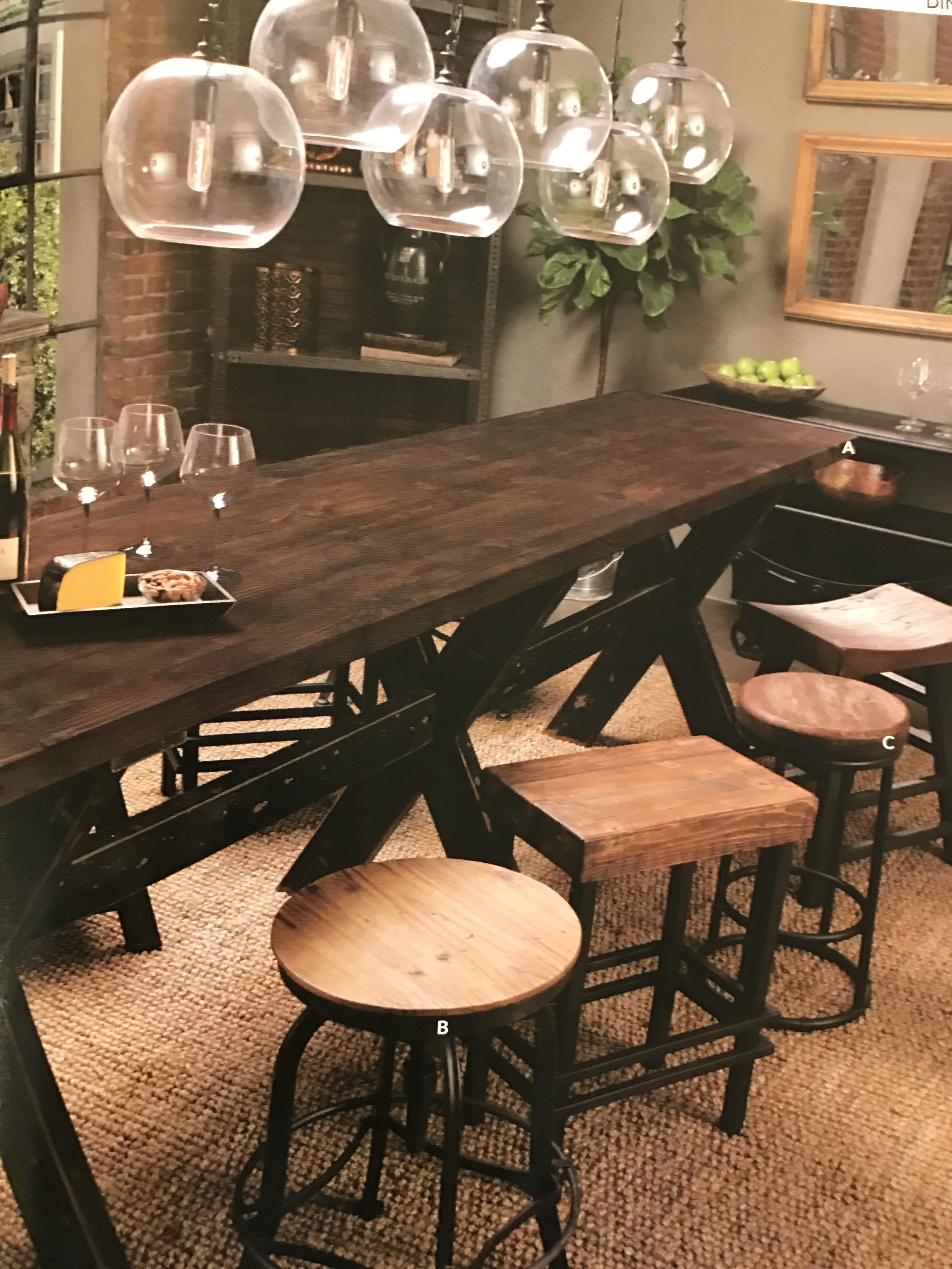 Pick Of The Week Gathering Table Sturdy Elegant