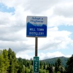 Mill Town Adopts a Highway