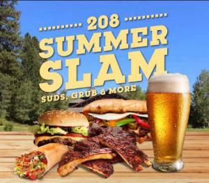 208 Summer Slam, Subs, Grub & More! @ North Idaho Cider | Hayden | Idaho | United States