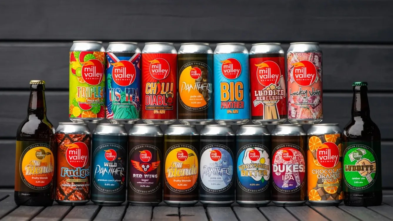 Can and Bottle Selection