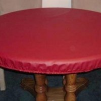 Get Your Custom Vinyl Tablecloths For Your Furniture
