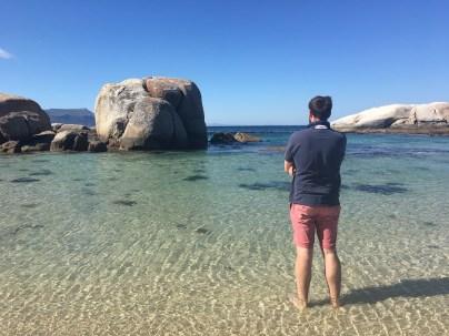 Our own 'Boulders Beach'