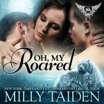 Oh, My Roared Audio Cover