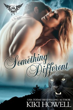 Something Different by Kiki Howell