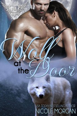 Wolf at the Door by Nicole Morgan
