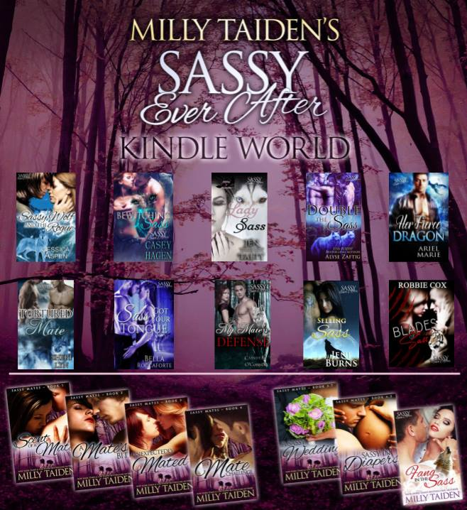 Sassy Ever After Kindle World Launch 7
