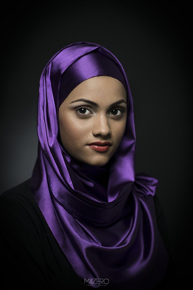 Portraits | Hijab