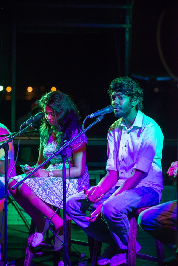Mira Live at Sea House Maldives.