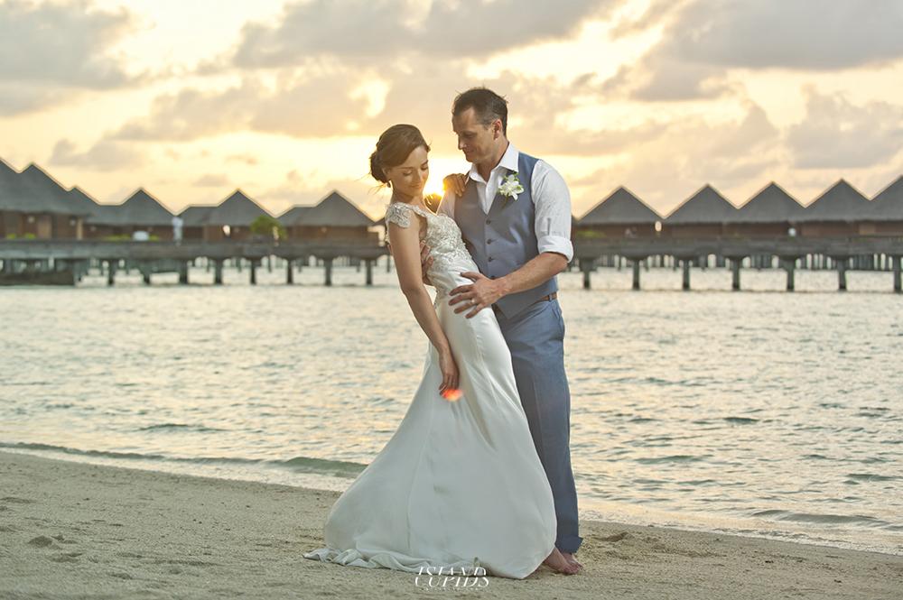 Kieron & Belinda | Baros Maldives