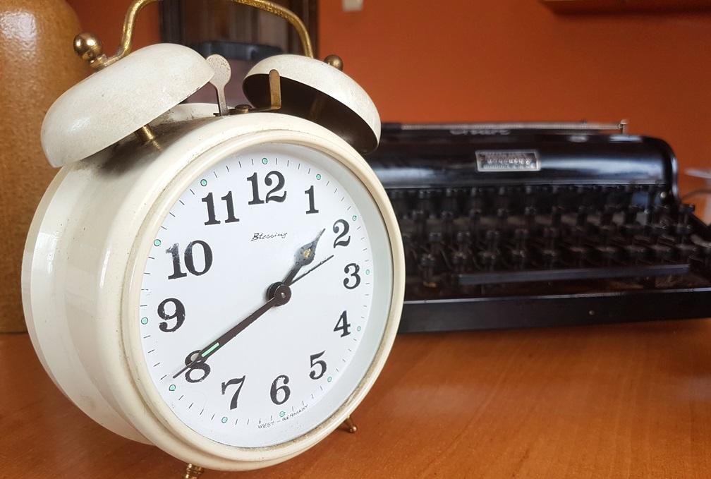 Zegar nakęcany