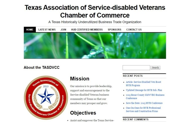 www.tasdvcc.org-Website Design