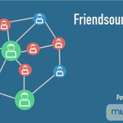 friendsourcing with friends and trusted networks
