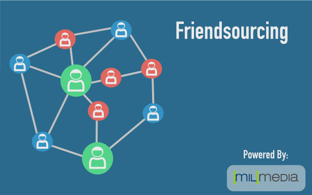 friendsourcing in 2018 with friends and trusted networks