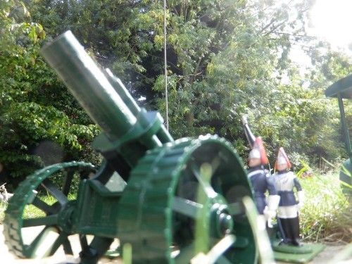 little garden wars 2014 howitzer