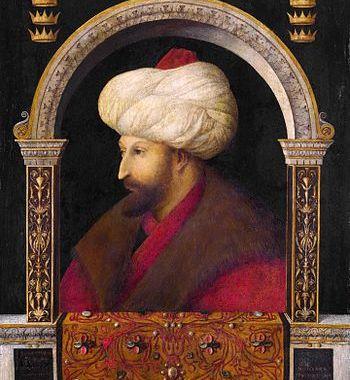 Sultan Mehmet II - the Last Emperors of Constantinople