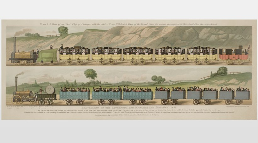 All change!' on Britain's railways | The National Archives