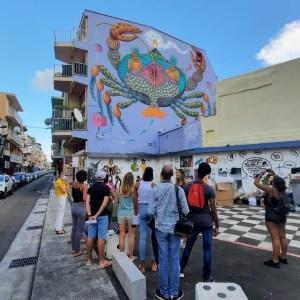street art tour martinique Milmurs