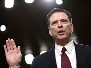 The Comey Memo Doesn't State Any Obstruction Whatsoever
