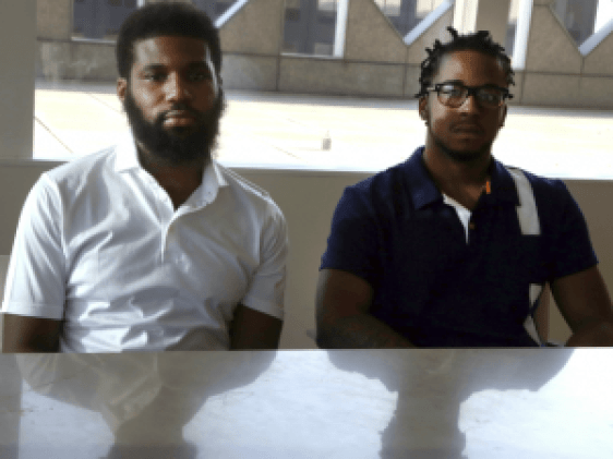 Two black men arrested at Starbucks exclusive interview