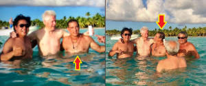 Robert Mueller's Star Witness Against Trump Caught Partying With Bill Clinton